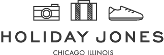 Holiday Jones Chicago, IL Logo