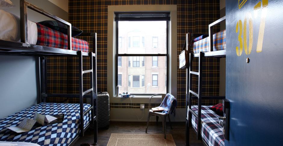 Hostel Private Room Chicago