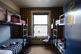 4 bed female dorms
