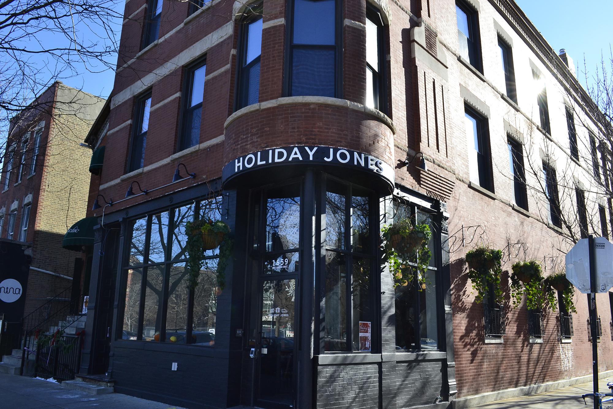 Holiday Jones Chicago