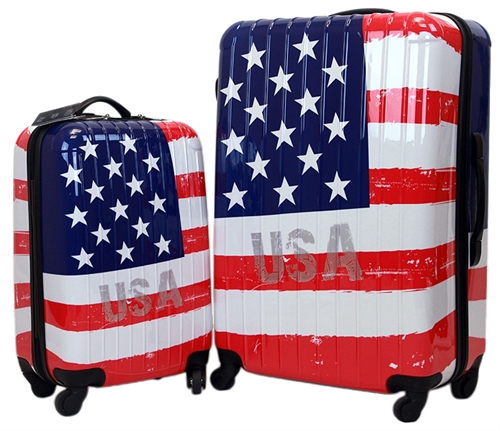 usa suitcases