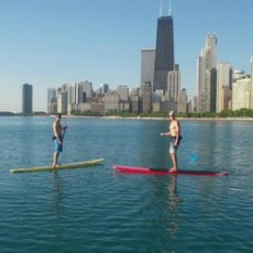 stand up paddle board Chicago