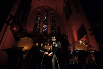 andrew bird @ 4th Presbyterian Church Chicago