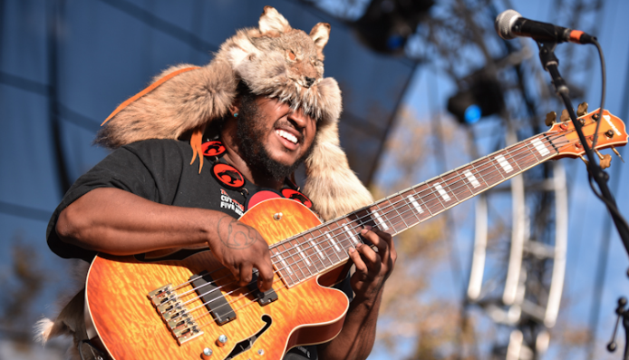 Thundercat Pitchfork 2016