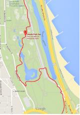 lincoln park zoo trail